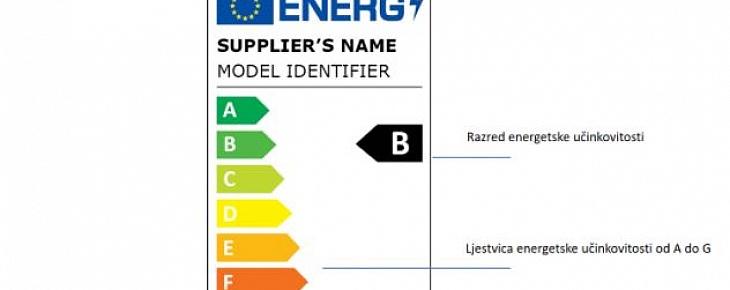 Nova energetska oznaka za izvore svjetlosti