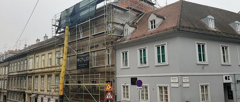 obnova Zagreba