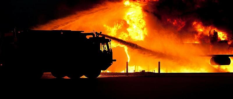 požar, vatra