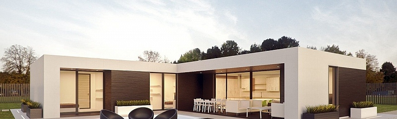 SEDAM KORAKA - Izgradili smo montažnu kuću uz pomoć APN kredita