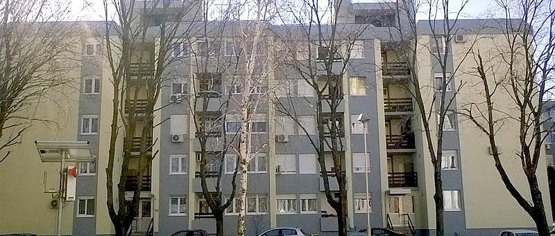 energetski obnovljena zgrada