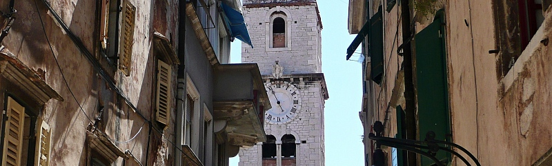 Šibenik sufinancira obnovu fasada i krovišta u gradskoj jezgri