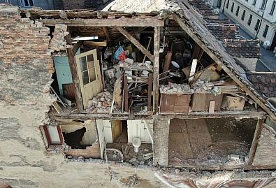 Sve što treba znati ako zgrada ili kuća imaju CRVENU naljepnicu