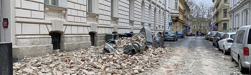 [FOTOGALERIJA] Ne zaboravimo kako je potres uništio Zagreb i okolicu