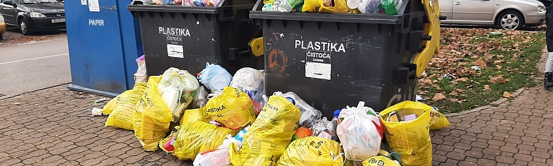 Ustavni sud ukinuo dijelove Uredbe o gospodarenju komunalnim otpadom