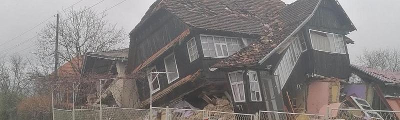 Kako srušiti kuću ili zgradu nakon potresa