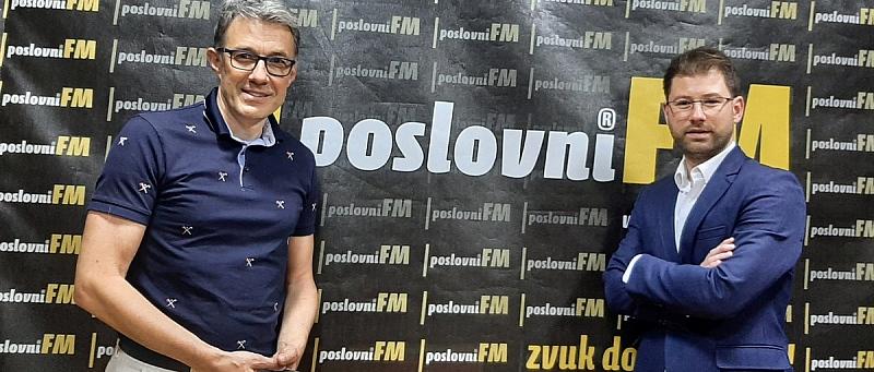 Dražen Pomper i Tin Bašić