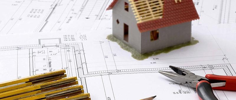 gradnja kuće, projekt