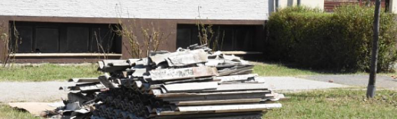 Požega i okolica - obavijest o uklanjanju azbestnih ploča