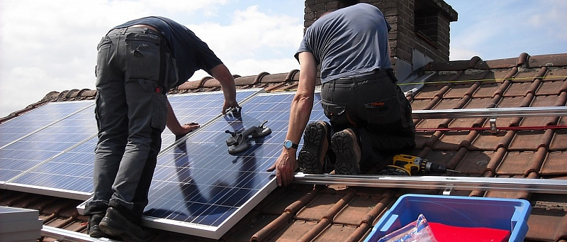 sunčane elektrane, solarni paneli