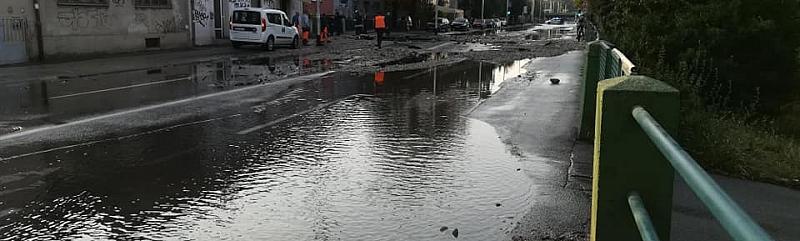 Građane pozivaju da prijave štetu. A što je s budućim poplavama i puknućima cijevi?